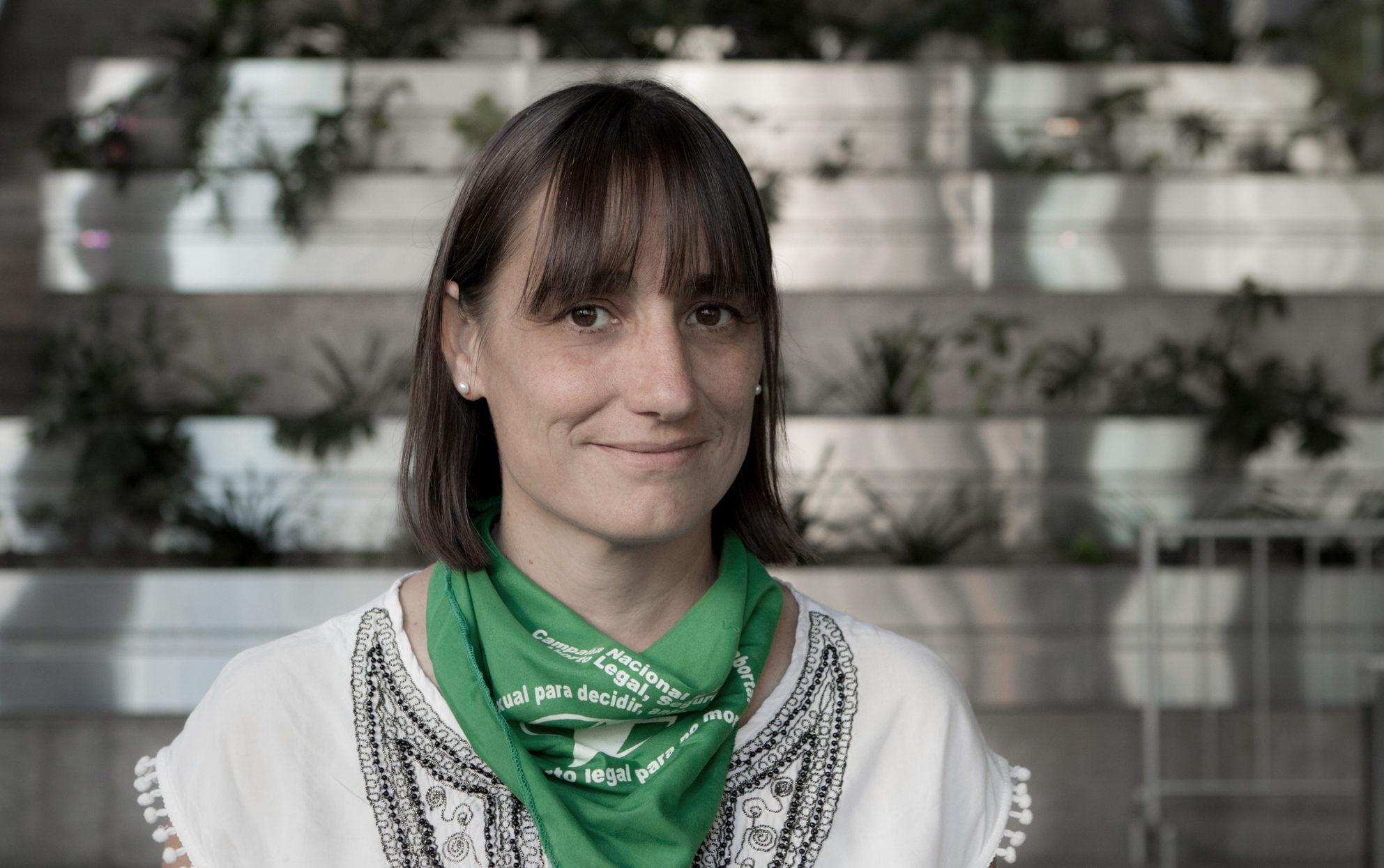 Romina Del Plá: «Detrás de las recetas electrónicas se introduce la telemedicina»