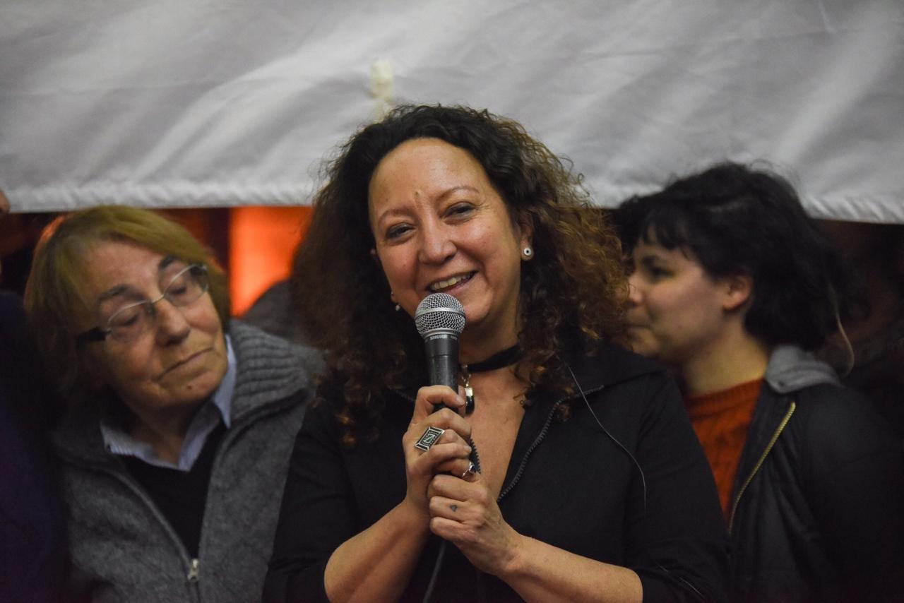 Andrea Conde: «Emergencia alimentaria CABA»