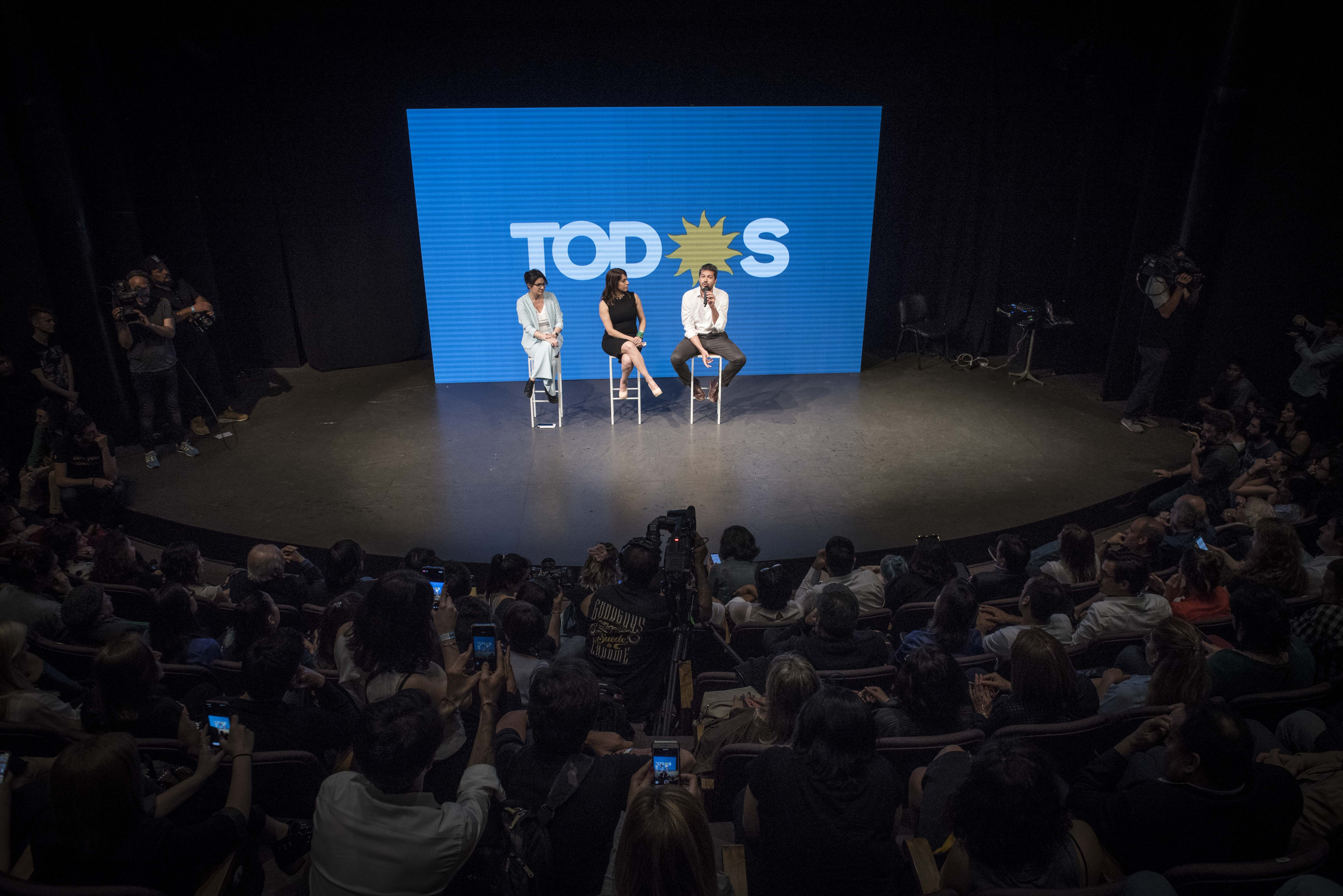 Marziotta: «una Ciudad con derechos, igualdad y oportunidades para todas y todos»