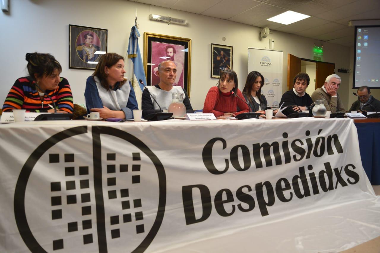 Del Pla: Audiencia pública por los despidos en INTI