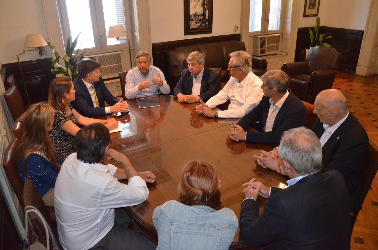 Riccardo: Respaldo radical al trabajo del Dr. Rubinstein