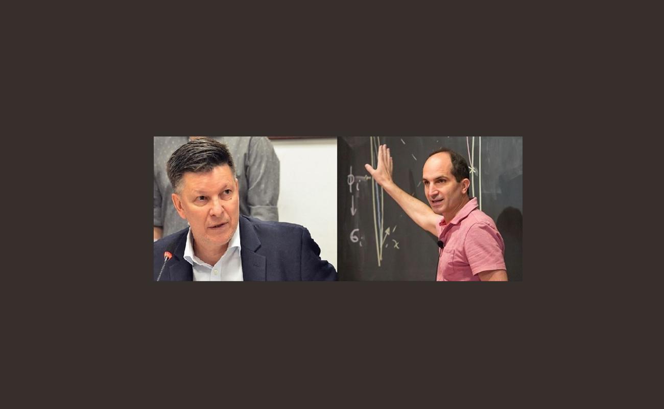 Juan Martín Maldacena primer candidato al «Reconocimiento Houssay»