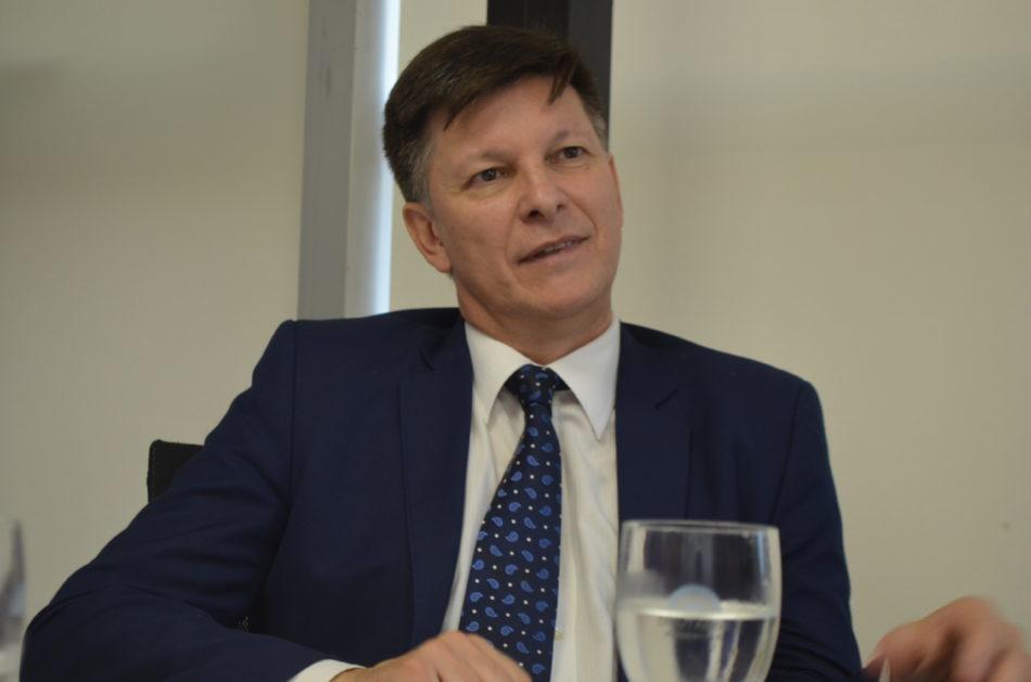 Riccardo: Reconocimiento al Instituto Malbrán