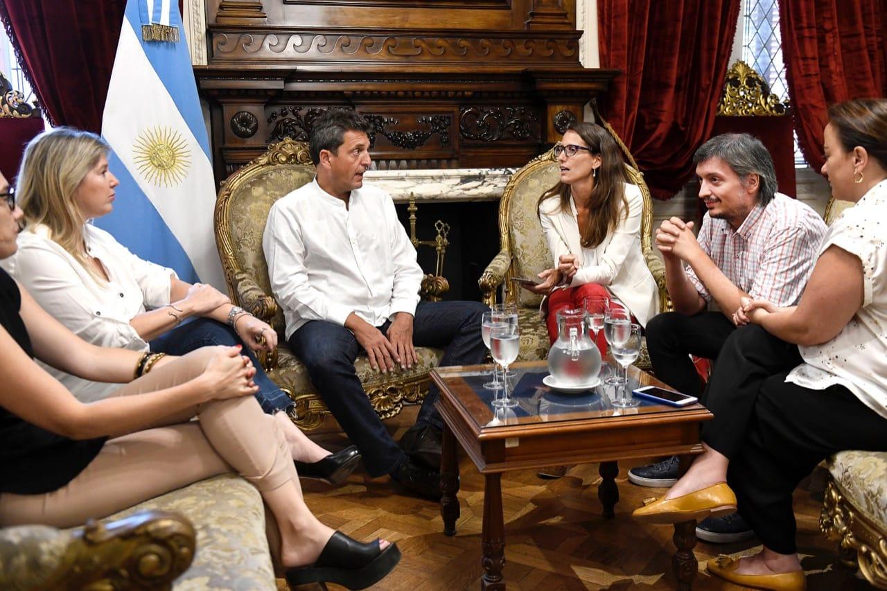 Ley Micaela: Capacitación para diputadas y diputados