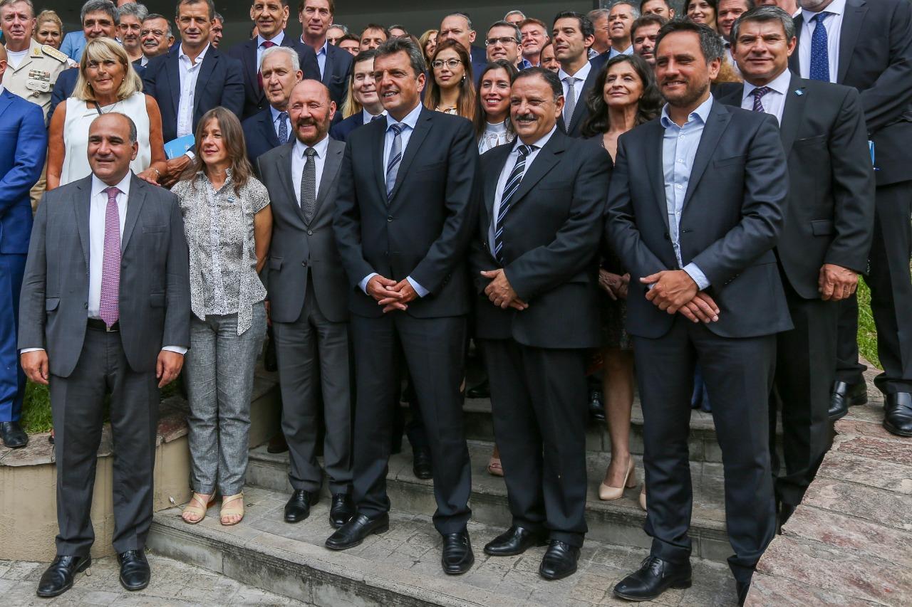 «Consejo de Seguridad Interior en Tucumán»