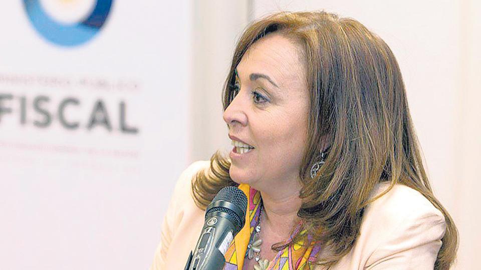La fiscal Boquin denunció presiones y delitos contra ella y sus colaboradores.