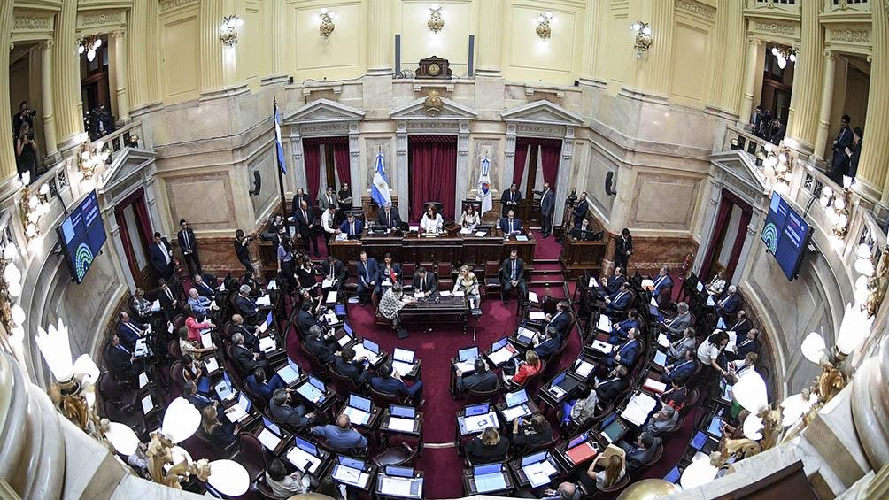 Senadores FDT:  «Que el FMI se abstenga de condicionar la política económica de la Argentina»